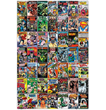 Image of Dc Comics - Comic Covers (Poster Maxi 61x91,5 Cm)
