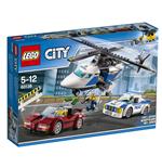 Image of Lego 60138 - City - Polizia - Inseguimento Ad Alta Velocita'