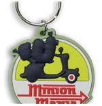 Image of Minions / Cattivissimo Me - Minion Mania (Portachiavi Gomma)