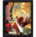 Image of Deadpool - Attack (Poster Lenticolare 3D)
