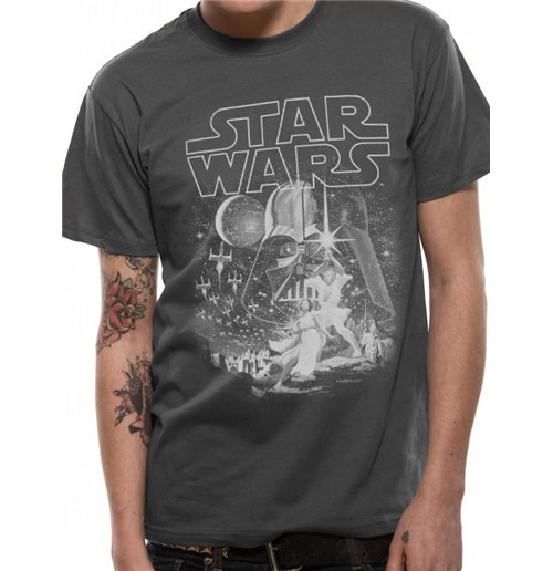 Camiseta Star Wars 283934