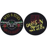 Image of Guns N' Roses - Los F'N Angeles / Was Here (Tappetino Per Giradischi)