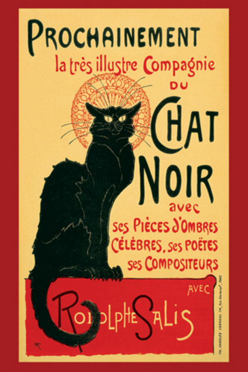 Chat Noir Poster