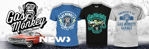 Gas Monkey Garage no 1040