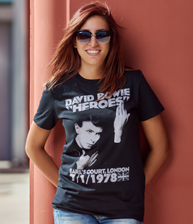 24db69a4c6 🎵 Vendita Online T-shirt di Gruppi Musicali, Poster e Gadget
