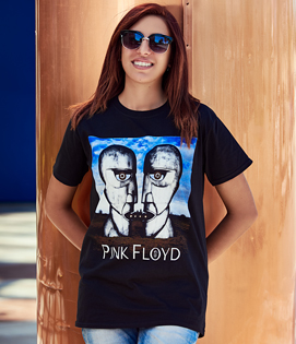 9ae8d461 Official Merchandise Pink Floyd: t-shirts, clothing and gadgets at  unbeatable prices