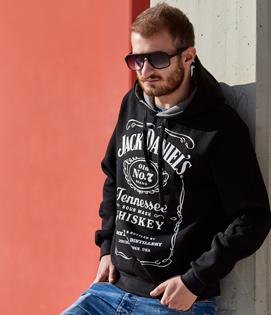 7d40c17d99930 Produits Officiels Jack Daniel's: t-shirts, vêtements et gadgets à des prix  imbattables